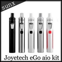 anti technology - Joyetech eGo Aio Kit mAh Battery Anti leaking Technology Childproof Tank Lock All in one Design ML Capacity Huge Vapor