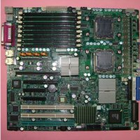 Wholesale X7DB8 server motherboard P chip with quad core SCSI array