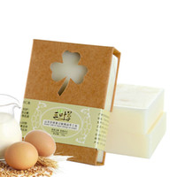allergy cold - 100g Handmade Goat Milk Honey Soap Allergy Repair Shrink Pores anti Acne Oil Soap Cold Process Bar Soap for Sensitive Skin