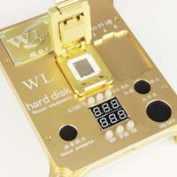 Wholesale vipprog WL PCIE S P NAND Flash Programmer phone P NAND Test Fixture