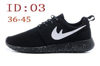 athletic walking shoe - Cheap Womens Mens Roshe Run Running Shoes Sneakers comfort Lightweight London Olympic Athletic Sporting Walking Training Shoes