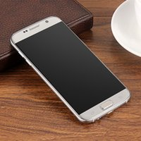 Wholesale Sealed Box S7 EDGE Curve S creen Inch Quad Core MTK6580 Real GB GB Android Smartphone Dual Sim G Cellphones Unlocked