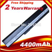 asus battery pack - Cells Rechargeable Battery Pack For ASUS K52J K52JB K52JC K52JE K52JK K52JR K52N K52EQ K52JT K52JU K62F K62J K62JR Laptop