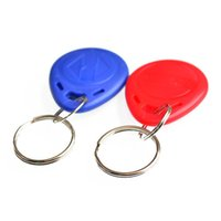 Wholesale Access Control Card RFID Smart Card Of ID Key Fobs KHz Id Card Blue red