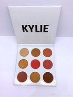 Wholesale in stock new Kylie Jenner Kyshadow eye shadow Cosmetics Kit Eyeshadow Palette Bronze Preorder Cosmetic Colors