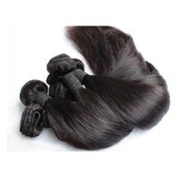 al por mayor la textura del pelo malasio-Trama del pelo humano de la calidad del mejor de la calidad del mejor pelo de la calidad de la trama del pelo humano del mejor de la calidad mejor del pelo brasileño 8A