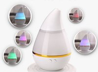 Wholesale New Hot Sale Mini Ultrasonic Humidifier USB Humidifier Car Aromatherapy Essential Oil Diffuser Atomizer Air Purifier Mist Maker Fogger MYY