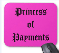 Mouse Pad bank accounts - Accounts Payable or Banking Cashier Nickname Mat Non Slip Rubber Mouse Pad