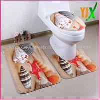 bath set suppliers - 2016 Alibaba China supplier rectangle anti slip mat toilet bath set