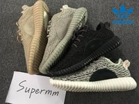 Cheap Perfect Adidas Yeezy Boost 350 Pirate Black Turtle Dove Moonrock Oxford Tan Men Women Running Shoes Kanye West Yeezys Boosts Shoes With Box