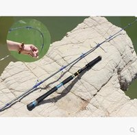 Wholesale WOEN Straight handle meters Boat fishing rod near sea Carbon hand work Boat rod anchor Pole