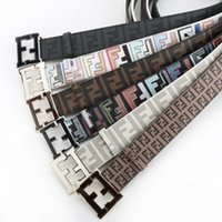 Wholesale 2016 classic luxury fending belt fashion GG belt crime hot designer took me male brand of high quality leather ff belt