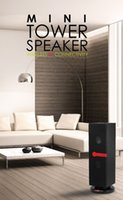 australian flooring - Hot Selling only for USA and Australian Mini Tower Bluetooth Speaker with FM radio mm Line in Remote control by AVWOO factory Promotion