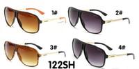 al por mayor fresco mens espejo gafas de sol-MOQ = 10 gafas de sol de ciclo de los hombres de la manera del sunglasse de las mujeres de los vidrios de sol del verano que conducen los vidrios que montan los vidrios de sol frescos del espejo del viento que envían libremente