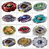 Wholesale BEYBLADE D RAPIDITY METAL FUSION Beyblades Toy Set L Drago Destroy Destructor Metal Fury beyblades kids toys