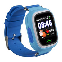 baby pulse - 1pcs GPS smart watch baby watch Q90 with Wifi touch screen SOS Call Location DeviceTracker for Kid Safe Anti Lost Monitor PKQ80 Q60