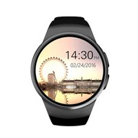 Wholesale art KW18 Bluetooth smart watch full screen Support SIM TF Card Smartwatch Phone Heart Rate for apple gear s2 huawei