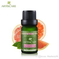 Wholesale 100 Grapefruit Pure Essential Oil Deep Clean Skin Tightening Adjust Oily Skin Acne Treatment Skin Care Massage Oil ml ARTISCARE