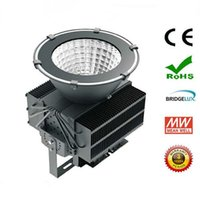 airport tower - 500W Led Floodlight Led Tower Light High Bay Light Cree Chip MEANWELL Driver Waterproof Industrial Flood Light Tunnel Lamp Tower Crane Lamp