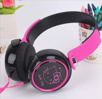 apple computer pricing - General mobile computer headset Hello Kitty cute girl cartoon flat wire with mic headsets stereo sound good priced direct selling