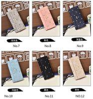 bank check card - New Women s Fashion Long Wallets Euro Designs Plaid Leopard Coin Purse Street Style Clutch Bags Phone Bag Bank Card Bag