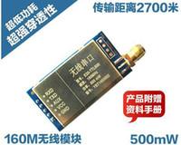 Wholesale mW wireless remote serial wireless transceiver module digital radio M penetration exceeds M
