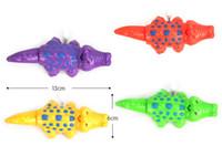 al por mayor cocodrilo juguetes-Pequeño, niño, venta, pequeño, cocodrilo, cocodrilo, cola, Mudanza, cadena ...