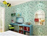 Wholesale 3D Simple Modern Wallpaper Roll Ktv Store Bar Counter PVC Embossing Background Wall Covering Mural Wall Paper Home Decorations
