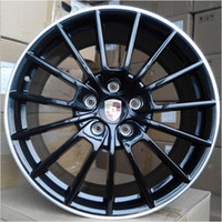 Wholesale LY3431517 Porsche car rims Aluminum alloy is for SUV car sports Car Rims modified in in in in in
