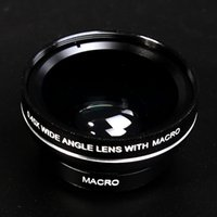 Wholesale Ultra wide angle lens macro fish eye common triple SLR external camera