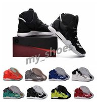 ad boot - Best Quality AD Basketball Shoes Men Boots VII White Christmas Sneakers Derrick Rose Sports Sneaker