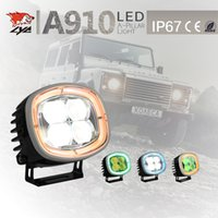 Wholesale LYC x4 W LM synchronized turn signal with DRL high power led flood light for motorcycle