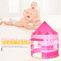 beach house colors - Ultralarge Portable Foldable Play Tent Colors Children Beach Tent Indoor Outdoor Toys Tents House Castle Gifts for Kids Prince
