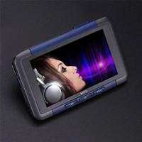 Vente en gros - Levert DropshipBinmer 8 Go Slim MP5 Lecteur de musique avec écran LCD de 4,3 pouces Film vidéo radio FM 10 octobre
