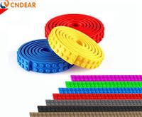 Wholesale 800pcs Plastic Tape Blocks Base Plate Building Blocks