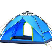 Wholesale Outdoor Tent Camping Shelter Sports Tents Sleeping Tent Dual Layer Waterproof Tent