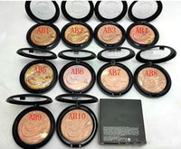 Wholesale Newest Extra Dimension Skinfinish Powder Natural Cheeky Bronze Brand Face Pressed Powder Colors g