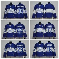 Wholesale Maple Leafs Auston Matthews Centennial Classic Hockey jersey Men s High Quality Hockey Wears Well Stitched Brand Hockey Wears