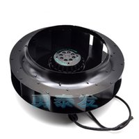 axial centrifugal fans - via DHL EBM PAPST R2E280 AE52 AC V HZ A W turbo centrifugal axial server inverter blower metal cooling fan