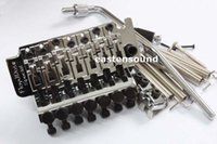 Wholesale Tremolo Bridge Double Locking Assembly with Floyed rose SP from korea in Chrome for string Guitar