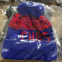 Wholesale Knit MLB chicago cubs hat winter beanie caps for men world series champs hats baseball clubs caps for adult new year gift