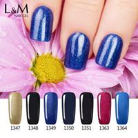 Wholesale Nail Art Nail Gel Soak Off UV IBD Gel Nail French Matte Top Coat IDO Nails polish Chinese