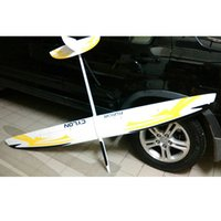 Wholesale 2000mm Wingspan Slope Racer Cylon Plane Model Toy Plane Made of Fiberglass Carbon It Can be customized