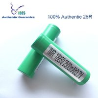 Wholesale Authentic Guarantee Samsung R Battery mah a Max Rechargeable Lithium Battery For Ecig Box Vape Mods VS Q Fedex Free Ship