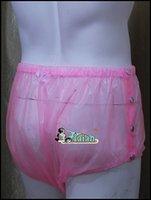 Wholesale ADULT BABY incontinence PLASTIC PANTS P004 T