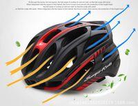 Wholesale 2017 l M mountain biking helmet men and women with hot style Scorpio helmet ride sw