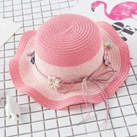 Wholesale Hat female summer sun cap Korean along the edge of the female Wave Beach