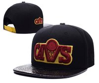 Wholesale free shippping SnapBack Cleveland CAVS Locker Room Official Hat Adjustable men women Baseball Cap