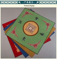Wholesale YUMU High Quality Mahjong Mat Household Mahjong Table Cloth cm