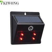 Wholesale Newest PIR Solar Powered Garden Cat Dog Pest Repeller Frighten Animal Repellent Outdoor Use Animal Scarer